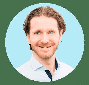Behandlare Frode Bakken Hälsporrekliniken Stockholm