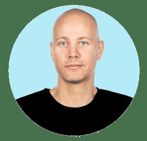 Tobias Hälsporrekliniken Malmö Behandlare